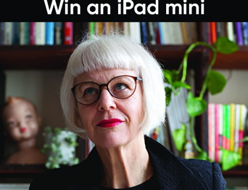 Celebrate ZestFest and win an iPad mini!