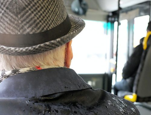 Public transport — Tell us why you do or don't, will or won't!